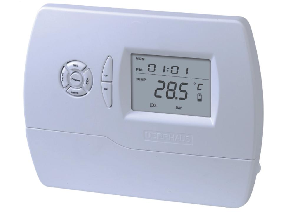 uberhaus programmable thermostat th 3200 manual